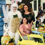 Campanha de Páscoa, Vira Festa, Evento Corporativo, Cenografia de Páscoa